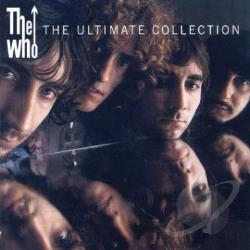 Who - Ultimate Collection CD Cover Art