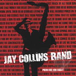 Collins, Jay - Poem for You Today CD Cover Art