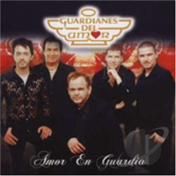 Guardianes Del Amor - Amor En Guardia CD Cover Art