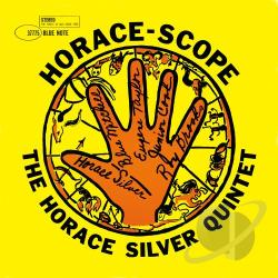 Silver, Horace - Horace-scope CD Cover Art