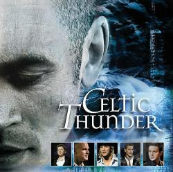 Celtic Thunder - Celtic Thunder: The Show CD Cover Art