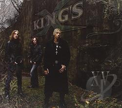 King's X - XV CD Cover Art