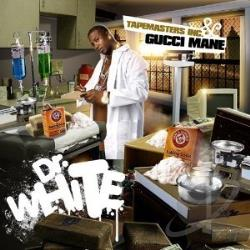 Gucci Mane / Tapemasters, Inc. - Dr. White CD Cover Art