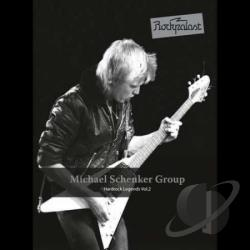 Michael Schenker Group / Schenker, Michael - Rockpalast: Hardrock Legends, Vol. 2 CD Cover Art