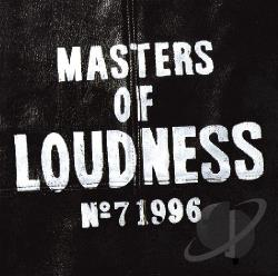 Loudness - Masters Of Loudness CD Cover Art