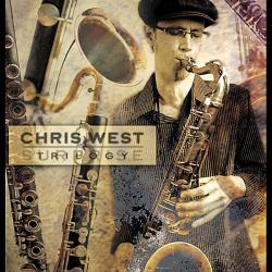 West, Chris - Surprise Trilogy Disc 3 CD Cover Art