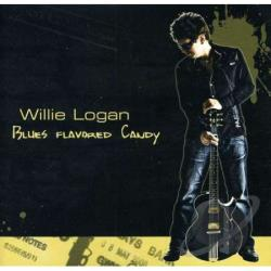 Logan, Willie - Blues Flavored Candy CD Cover Art