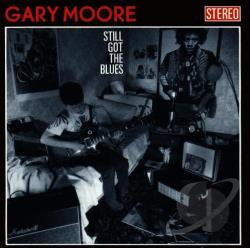 Moore, Gary - Still Got the Blues CD Cover Art