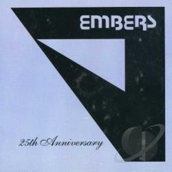 Embers - 25th Anniversary CD Cover Art
