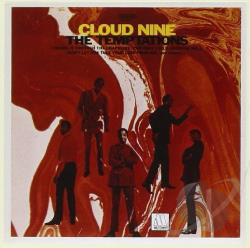 Temptations - Cloud Nine CD Cover Art
