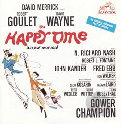 Happy Time Musical CD Cover Art