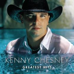 Chesney, Kenny - Greatest Hits CD Cover Art