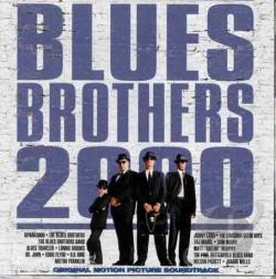 Blues Brothers 2000 CD Cover Art