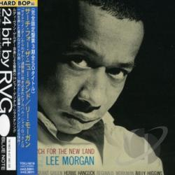Morgan, Lee - Search for the New Land CD Cover Art