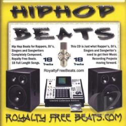 Hiphop Beats - Hiphop Beats Vol. 7 - Royalty Free Beats.Com CD Cover Art