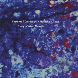 Vinkeloe, Biggi - Klang. Farbe. Melodie. CD Cover Art