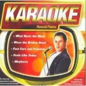 Karaoke - Rascal Flatts CD Cover Art