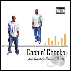 Quick Beats & Dee Best - Cashin' Checks CD Cover Art