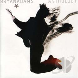 Adams, Bryan - Anthology CD Cover Art