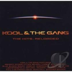 Kool & The Gang - Hits: Reloaded CD Cover Art