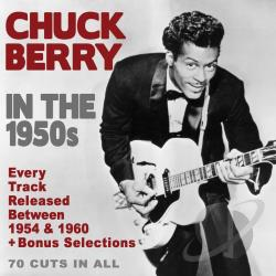 Berry, Chuck - In the 1950s CD Cover Art