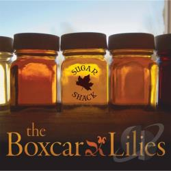 Boxcar Lilies - Sugar Shack CD Cover Art