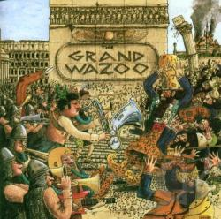 Zappa, Frank - Grand Wazoo CD Cover Art