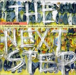 Jazz Tribe / Mantilla, Ray - Next Step CD Cover Art