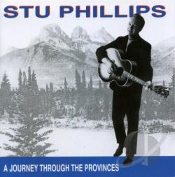 Phillips, Stu - Journey Through The Provinces CD Cover Art