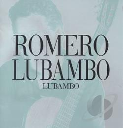 Lubambo, Romero - Lubambo CD Cover Art