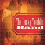Lucky Tomblin Band / Tomblin, Lucky - Lucky Tomblin Band CD Cover Art