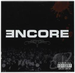 Eminem - Encore (Collector's Edition) CD Cover Art