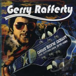 Rafferty, Gerry - Best of 1970-1982: Days Gone Down CD Cover Art