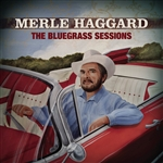 Haggard, Merle - Bluegrass Sessions CD Cover Art