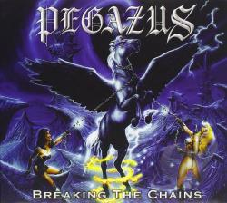 Pegazus - Breaking the Chains CD Cover Art
