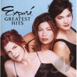 Expose - Greatest Hits CD Cover Art