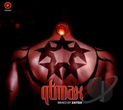 Zatox - Qlimax 2011 CD Cover Art
