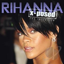 Rihanna 2 - X-Posed CD Cover Art
