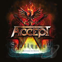 Accept - Stalingrad CD Cover Art
