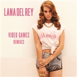Del Rey, Lana - Video Games Remixes DB Cover Art