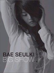 Bae, Teul Ki - Big Show CD Cover Art