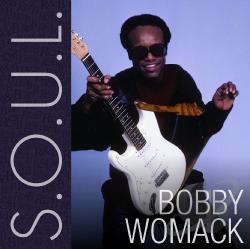Womack, Bobby - S.O.U.L. CD Cover Art