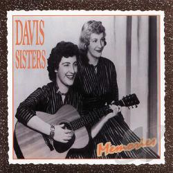 Davis Sisters - Memories CD Cover Art