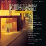 Barry, John - John Barry: Moviola CD Cover Art