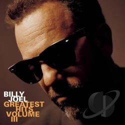 Joel, Billy - Greatest Hits, Vol. 3 CD Cover Art