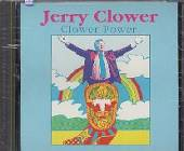 Clower, Jerry - Clower Power CD Cover Art