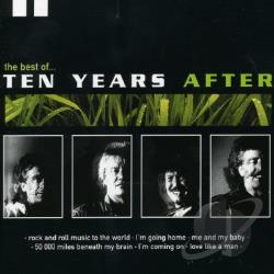 Ten Years After - Best of Ten Years After CD Cover Art
