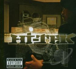 Hi-Tek - Hi-Teknology CD Cover Art