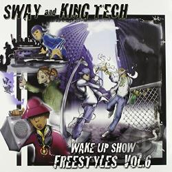 Sway & King Tech - Sway & King Tech, Vol. 6 LP Cover Art