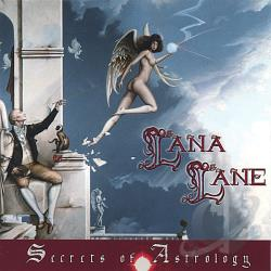Lane, Lana - Secrets of Astrology CD Cover Art